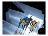Astonishing X-Men 1 Group: Cyclops, Wolverine, Beast, Shadowcat, Emma Frost and X-Men Prints by John Cassaday