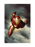 Iron Man 1 Cover: Iron Man Affiche