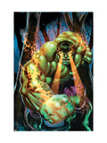 Fall of the Hulks: Red Hulk 1 Cover: Hulk Prints by McGuiness Ed
