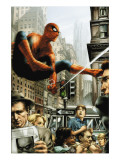 Marvels: Eye Of The Camera No.2 Cover: Spider-Man Prints by Jay Anacleto