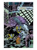 Wolverine No.9: Wolverine Prints