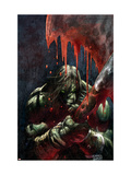 Skaar: Son Of Hulk Presents - Savage World Of Sakaar 1 Cover: Skaar Affiches par Ron Garney