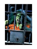 She-Hulk No.28 Cover: She-Hulk Prints by Land Greg