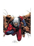 Marvel Adventures Super Heroes No.6 Cover: Ant-Man Posters by Henry Clayton