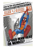 The Pulse No.1 Cover: Spider-Man Posters