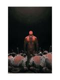 Daredevil No.502 Cover: Daredevil Poster von Ribic Esad