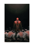 Daredevil 502 Cover: Daredevil Poster by Ribic Esad