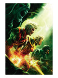 Annihilation: Conquest 4 Cover: Quasar, Adam Warlock and Star-Lord Posters