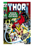Thor 180 Cover: Thor Prints by Neal Adams
