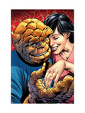 Fantastic Four 563 Cover: Thing Prints by Bryan Hitch