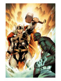 Thor No.3 Cover: Thor Art by Coipel Olivier
