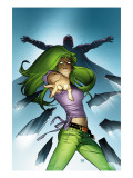 Ultimate X-Men No.61 Cover: Polaris Prints by Immonen Stuart