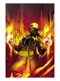 The Immortal Iron Fist 17 Cover: Iron Fist Posters par Foreman Travel