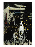 Luke Cage Noir 1 Cover: Cage and Luke Art by Tim Bradstreet