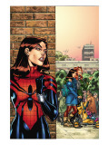 Amazing Spider-Girl 26 Cover: Spider-Girl Prints by Ron Frenz