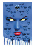 Mystique No.22 Cover: Mystique Posters
