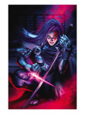 New Exiles No.9 Cover: Psylocke Posters by Davis Alan