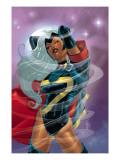 X-Treme X-Men No.39 Cover: Storm Konst av Salvador Larroca
