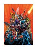 Avengers Finale No.1 Cover: Ant-Man Poster par Neal Adams