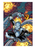 Marvel Knights Spider-Man No.21 Cover: Spider-Man Prints by Mike Wieringo