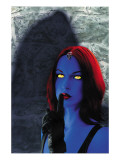 Mystique No.20 Cover: Mystique Art