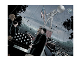 Fallen Son: The Death Of Captain AmericaNo.5 Group: Thing Posters by John Cassaday