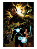 X-Men: Emperor Vulcan No.1 Cover: Vulcan and Havok Posters by Paco Diaz Luque