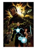 X-Men: Emperor Vulcan No.1 Cover: Vulcan and Havok Posters by Paco Diaz