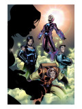 The Official Handbook Of The Marvel Universe Teams 2005 Group: Hydro-Man Posters by Paco Medina