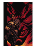 Punisher No.3 Cover: Punisher Posters by Mike McKone