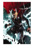 Thor No.8 Cover: Thor Prints
