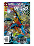 The Spectacular Spider-Man Speci Cover: Spider-Man Art by Robertson Darick