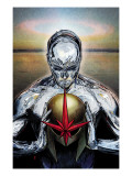 Nova No.14 Cover: Silver Surfer Print