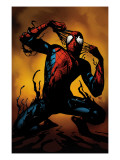 Ultimate Spider-Man 125 Cover: Spider-Man Affiches par Immonen Stuart