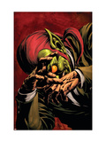 Dark Avengers 5 Cover: Green Goblin Art by Mike Deodato Jr.