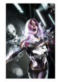 Thunderbolts No.134 Cover: Songbird Print by Francesco Mattina