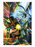 X-Men: Kingbreaker No.2 Cover: Lilandra, Grey and Rachel Posters by Brandon Peterson