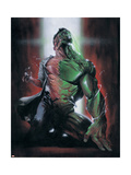 Secret War #4: Hulk, Banner and Bruce Posters