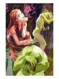 NYX: No Way Home 5 Cover: Nixon and Kiden Poster by Alina Urusov