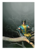 Wolverine: Switchback 1 Cover: Wolverine Prints by Pastoras Das