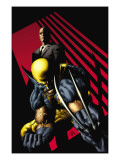 X-Men: Legacy No.218 Cover: Punisher Posters by Mike Deodato Jr.