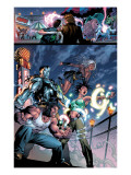 Ultimate X-Men 50 Group: Wolverine, Colossus, Jubilee, Storm and X-Men Affiches par Andy Kubert