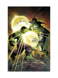 Incredible Hulk 606 Cover: Hulk and Dr. Doom Poster von Romita Jr. John