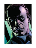 Captain America Reborn 2 Headshot: Osborn and Norman Prints by Bryan Hitch