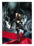 Nova 12 Cover: Nova Print by Alex Maleev
