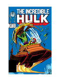 Incredible Hulk No.331 Cover: Hulk Prints by Todd McFarlane