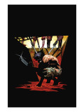 Logan 1 Cover: Wolverine Prints by Risso Eduardo