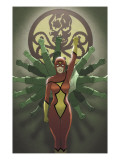 Spider-Woman Origins Cover: Spider Woman and Hydra Poster by Jonathan Luna