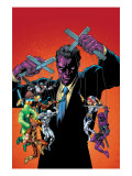 New Thunderbolts No.10 Cover: Purple Man Prints by Tom Grummett