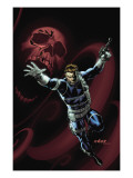 Dark Reign: The List - Secret Warriors One Shot 1 Cover: Nick Fury Posters by McGuiness Ed